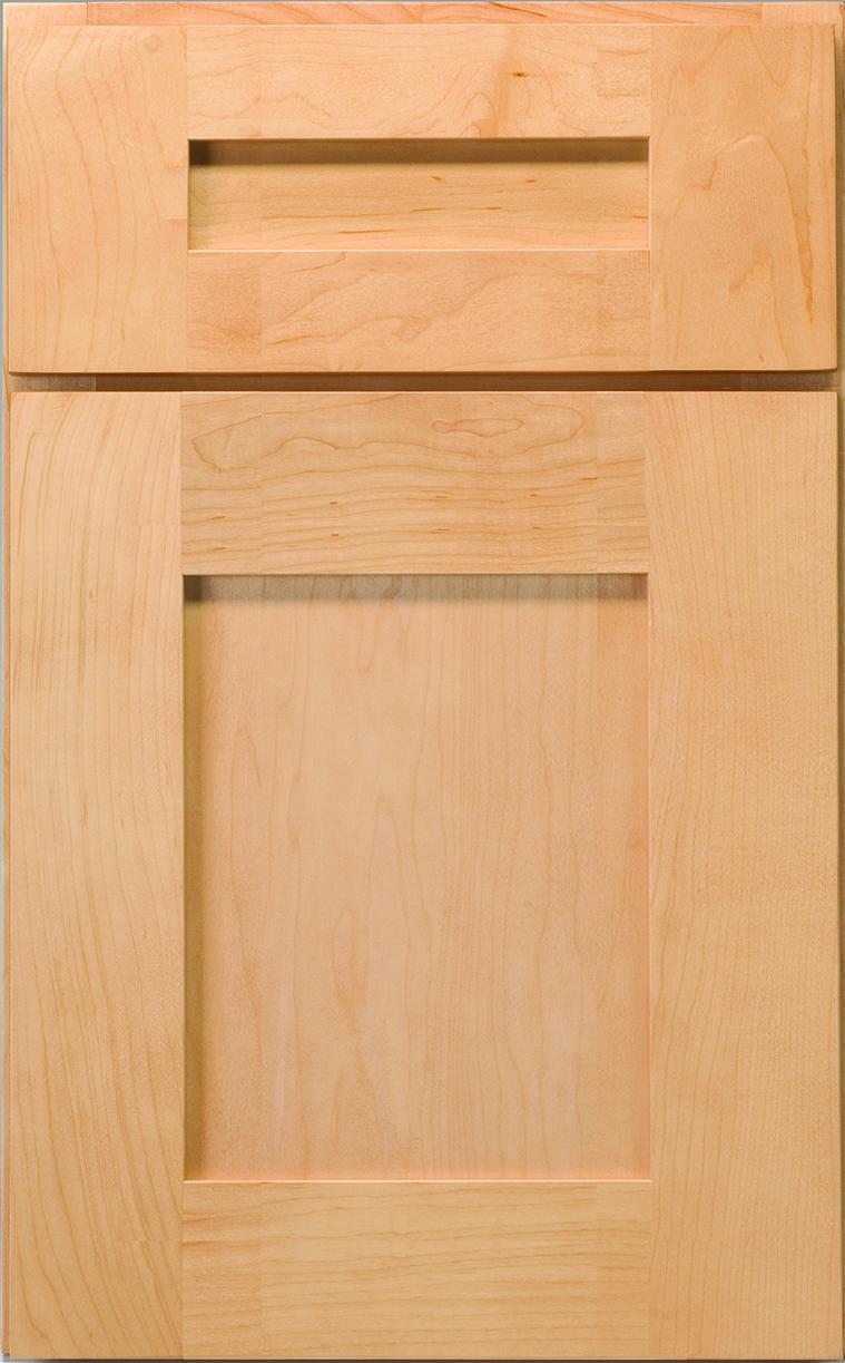 Seneca Maple Natural Cabinet